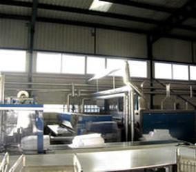 Instalaciones de última tecnología - Lavandería industrial | Biolavado